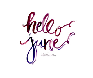 june, Hot, and summer image