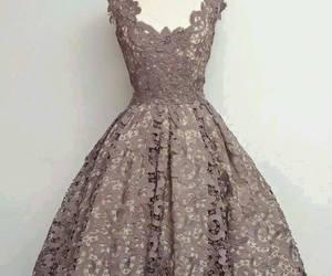 dress, short, and dantelle image