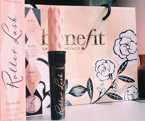 princess, benefit, and mascara image