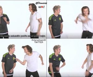 coca-cola, niall horan, and Harry Styles image