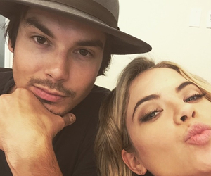 lovely, pretty little liars, and ashley benson image
