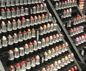 colorful, lipstick, and mac image