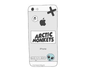 arctic monkeys, grunge, and transparent image