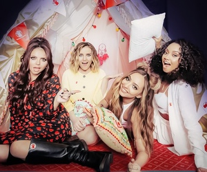 beautiful, leigh-anne, and perrie edwards image