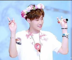infinite, sunggyu, and cute image