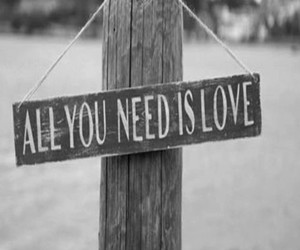 love, need, and couple image