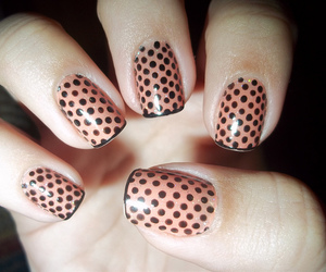 nails, cute, and fashion image