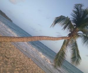 beach, beautifull, and black image