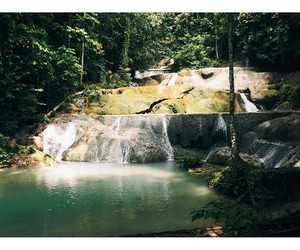 waterfall and vscocam image
