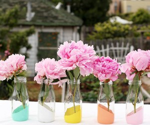 flowers, diy, and girl image