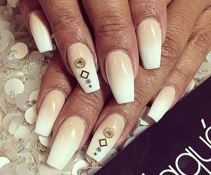 nails, 3d nail designs. nail art, and nail design image