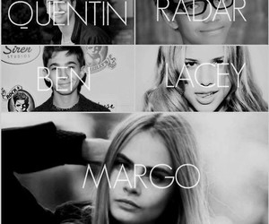paper towns, MARGO, and ben image
