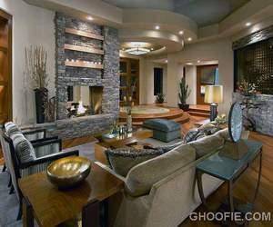house, beautiful, and decor image