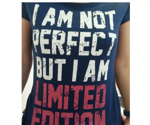 limited edition, true, and not perfect image