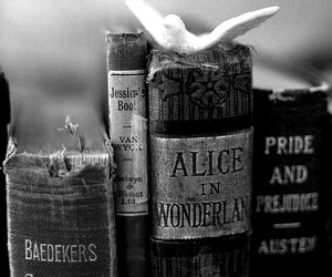 book, alice in wonderland, and vintage image
