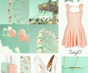 dress, funny, and green image