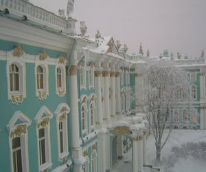 russia, snow, and winter image