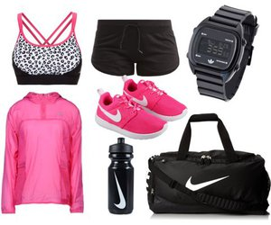 adidas, fitness, and gym image