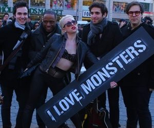horrible, Lady gaga, and monsters image