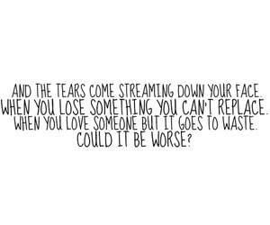quote, coldplay, and fix you image