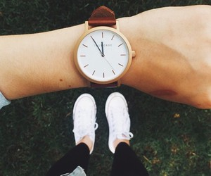 fashion, watch, and the horse image