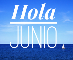 june, junio, and hello june image