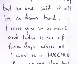 fact, hug, and I Love You image
