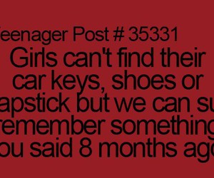 funny, girls, and post image