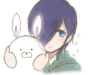 tokyo ghoul, anime, and rabbit image
