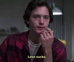 love, grunge, and movie image