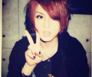 jrock, visual kei, and *patrick voice* i love u image