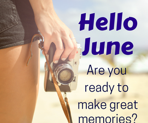 june, photography, and hello june image