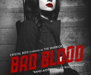 teen wolf, bad blood, and crystal reed image