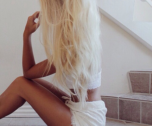 awesome, blonde, and nice image