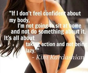fitness, gym, and kim image