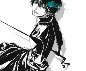 ao no exorcist, anime, and blue exorcist image