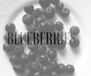 berries, berry, and black image