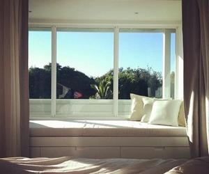 room, bedroom, and window image