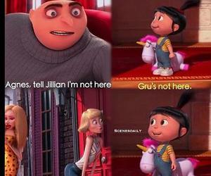 GRU, funny, and cute image