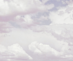 clouds, sky, and cute image