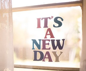 day, new, and new day image