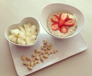 brekfast, fruit, and food image