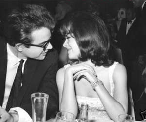60s, old hollywood, and love image