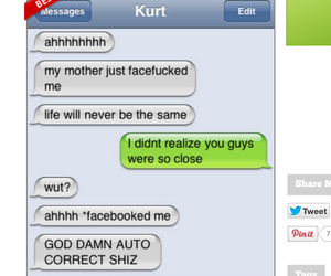 funny, lol, and sms image