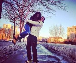 boy and girl, szeretlek, and I Love You image