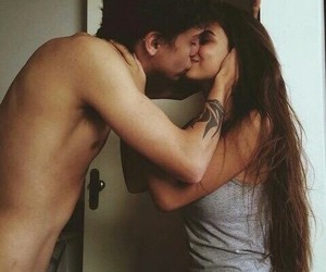 couple, romance, and cute image