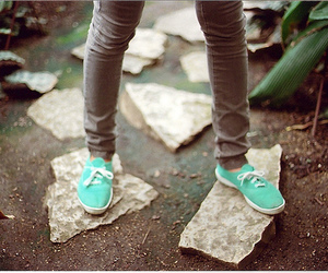 shoes, photography, and vans image