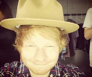 ed sheeran, hat, and sheeran image