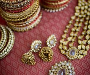 accessory, earring, and necklace image