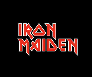 band, heavy metal, and iron maiden image
